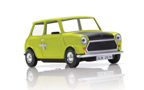 Mr Bean Mini 30 Years Of Mr Bean - Citron Green - Chester Model Centre