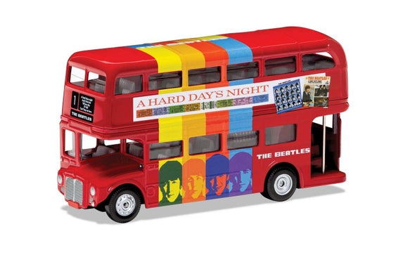 The Beatles London Bus - A Hard Days Night - Chester Model Centre