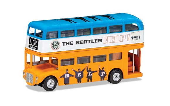 The Beatles London Bus - Help! - Chester Model Centre