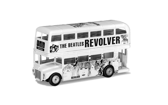 The Beatles London Bus - Revolver - Chester Model Centre
