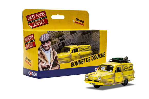 Corgi Del Boy's Reliant Robin Only Fools and Horses - Chester Model Centre