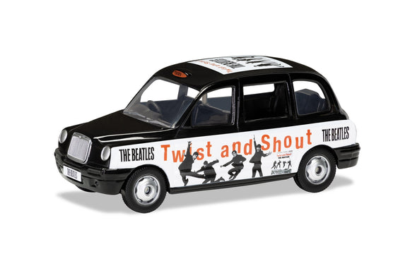 The Beatles London Taxi - Twist and Shout