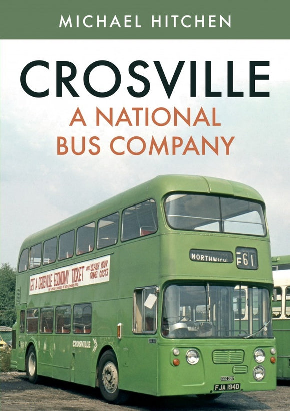 Crosville A National Bus Company - ChesterModelCentre