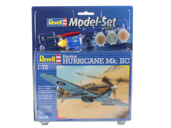 Hawker Hurricane MkII Model Set