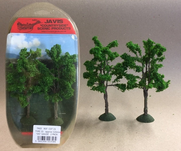 Countryside OO Trees Type 15 - ChesterModelCentre