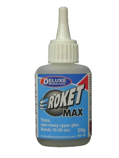 Roket Cyanoac Max (20gm) - Chester Model Centre