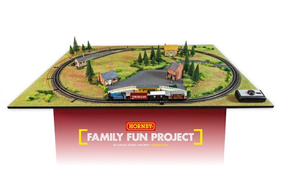 Hornby-Family Fun Project