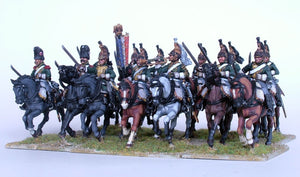 French Napoleonic Dragoons 1812-1815 - Chester Model Centre