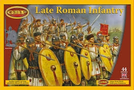 Late Roman Infantry - Chester Model Centre