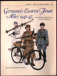 Germany's Eastern Front Allies 1941-45 - Chester Model Centre