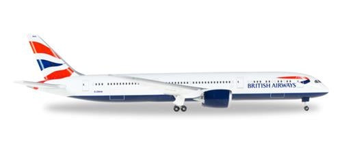 British Airways Boeing 787-9 Dreamliner Reg. G-ZBKM (1:500)