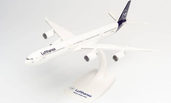 Snapfit Airbus A340-600 Lufthansa D-AIHF (1:250) - Chester Model Centre