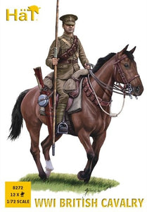 WWI British Cavalry - Chester Model Centre
