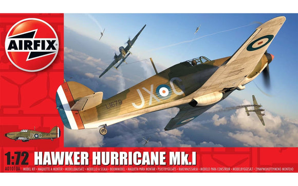 Hawker Hurricane Mk.I - Chester Model Centre