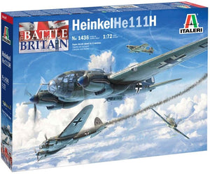 Heinkel He111H Battle of Britain Edition - Chester Model Centre