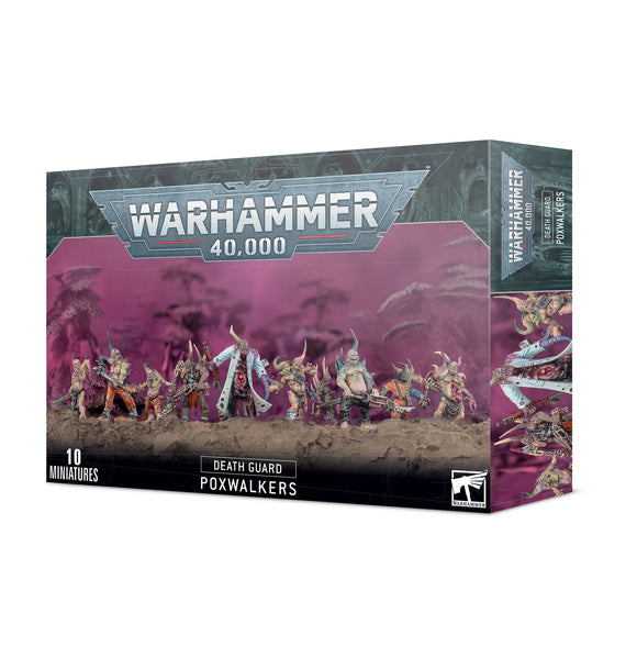 Poxwalkers - Pre-Order Available 23rd January - Chester Model Centre