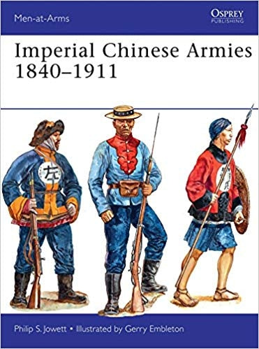 Imperial Chinese Armies 1840-1911 - Chester Model Centre