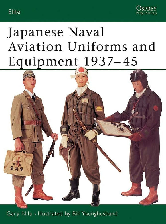 Japanese Naval Aviation Uniforms and Equipment 1937-45 - ChesterModelCentre