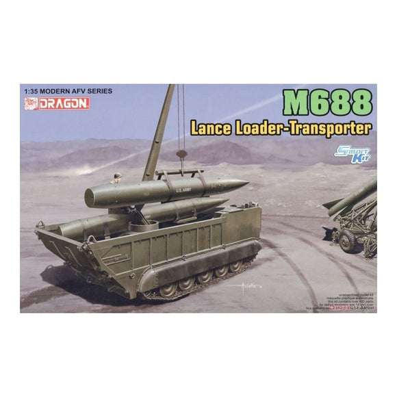 M688 Lance Loader-Transporter - Chester Model Centre