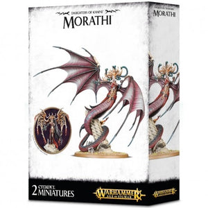 Morathi - Chester Model Centre