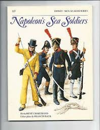 Napoleon's Sea Soldiers - Chester Model Centre
