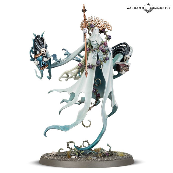 Nighthaunt Lady Olynder Mortarch of Grief
