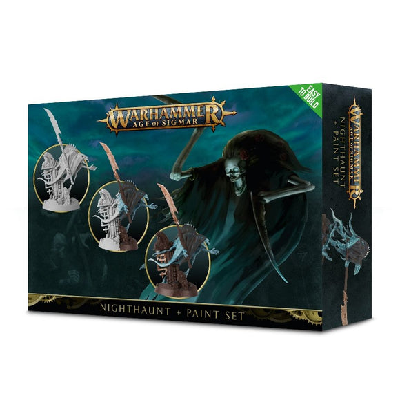 Nighthaunt & Paint Set - Chester Model Centre
