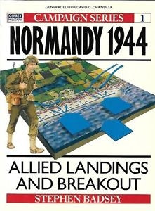 Normandy 1944 Allied Landings and Breakout - chestermodelcentre