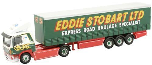 Leyland Daf FT85CF Curtainside Eddie Stobart - ChesterModelCentre