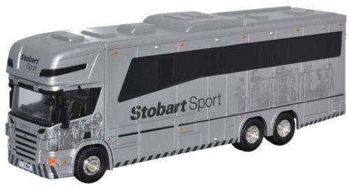 Scania 380 Horsebox Eddie Stobart - ChesterModelCentre