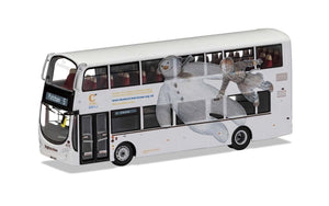 The Snowman Wright Eclipse Gemini 2 Brighton & Hove Bus Company BK13 0AU Route 5 Patcham - Chester Model Centre