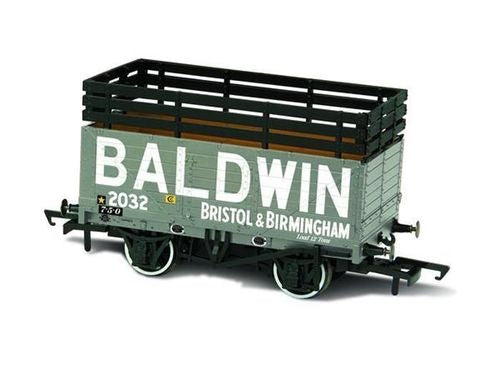 Baldwin 7 Plank Mineral Coke Wagon - Chester Model Centre