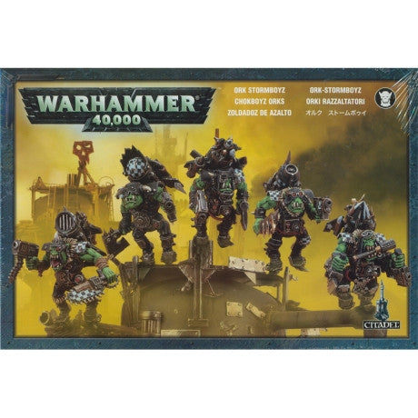 ORK STORMBOYZ - Chester Model Centre