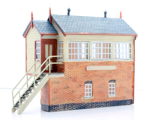 GWR Signal Box - Chester Model Centre