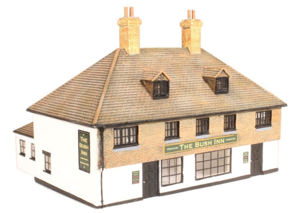 Oxford Rail Structures OS76T002 The Bush Inn - ChesterModelCentre