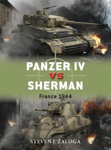 Panzer IV vs Sherman France 1944 - ChesterModelCentre