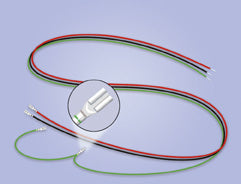 Wiring Loom for Turnout Motors (PL-10 series) - Chester Model Centre