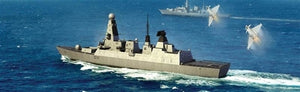 HMS Daring Type 45 Destroyer - ChesterModelCentre