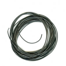 Electrical Wire  Black  3 amp  16 strand - Chester Model Centre
