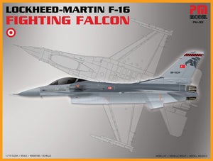 Lockheed-Martin F-16 (Fighting Falcon) - ChesterModelCentre
