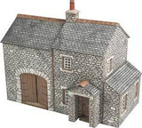 PN159 N Gauge Crofter's Cottage - ChesterModelCentre
