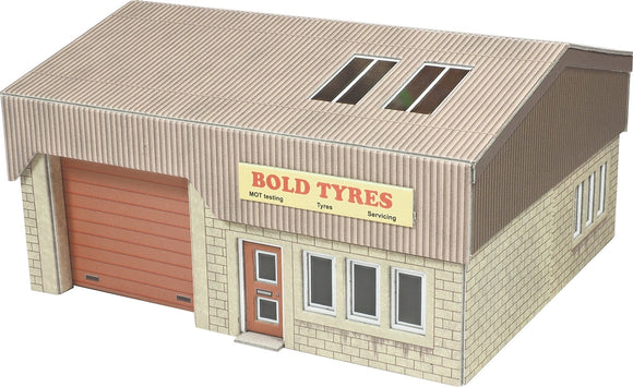 Industrial Unit - ChesterModelCentre