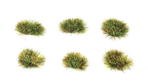 4mm Self Adhesive Spring Grass Tufts - ChesterModelCentre