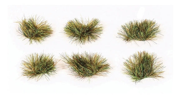 6mm Self Adhesive Autumn Grass Tufts - ChesterModelCentre