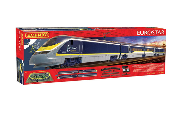 Eurostar Train Set - Chester Model Centre