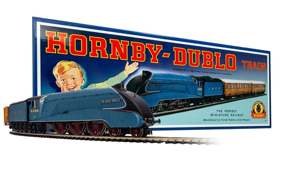 LNER Sir Nigel Gresley Train Set (Centenary Year Limited Edition) - Chester Model Centre