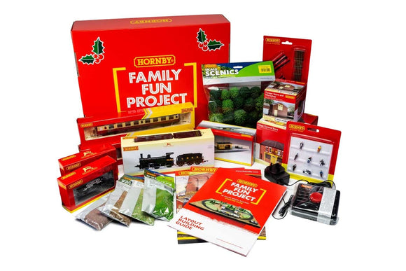Family Fun Project - Christmas Hamper 1 - Starter Pack