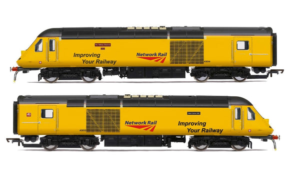 R3769 Network Rail Class 43 HST Improving Your Railway HST Pack - Chester Model Centre