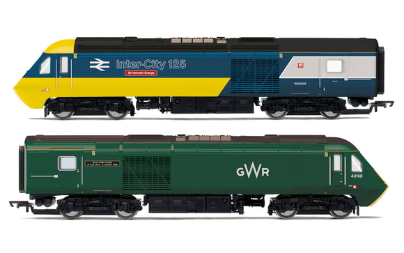 R3770 GWR Class 43 HST First and Last HST Pack