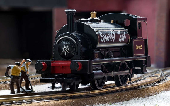 R3822 56025 Smokey Joe Centenary Year Limited Edition - ChesterModelCentre